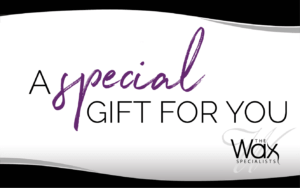 $10 Gift Card on your first service from our body waxing salon
